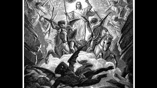 COMO LÚCIFER SE REBELOU CONTRA DEUS (BATALHA NOS CÉUS)