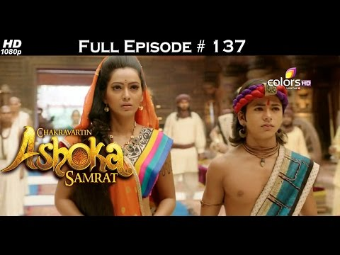 Chakravartin Ashoka Samrat - 10th August 2015 - चक्रवतीन अशोक सम्राट - Full Episode (HD)