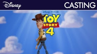 Toy Story 4 - Grand casting voix