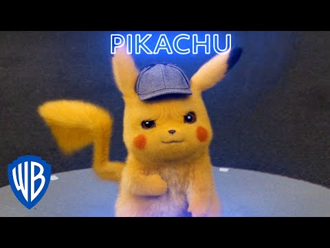 Xxx Mp4 Meet The Stars Of Detective Pikachu POKÉMON Detective Pikachu Now Playing In Theaters WB Kids 3gp Sex