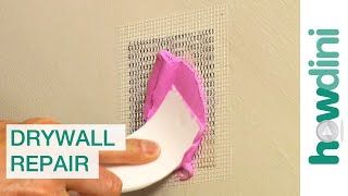 Drywall Repair: How to Fix a Hole in the Wall