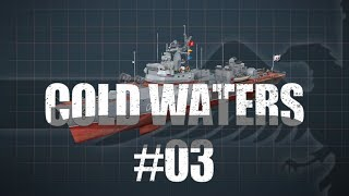Cold Waters #03 TOMAHAWK - SUBMARINE WARFARE SIM Cold Waters Let