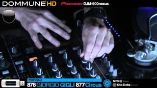 Giorgio Gigli Live @ Dommune (Part 1)