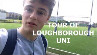 Tour of Loughborough University 2016