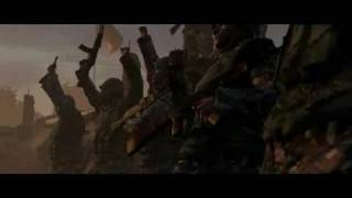 World in conflict soviet assault cutscenes 2