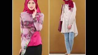 Genç Tesettür Giyim Bluz modelleri www.bihatun.com