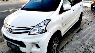 Dijual Mobil Daihatsu Xenia 2014 R Sporty Warna Putih Samarinda HP:085246902754