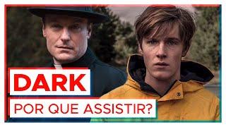 DARK | 5 MOTIVOS PRA VER feat Série Maníacos ⏳🔦