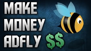 Make money from adfly 2016