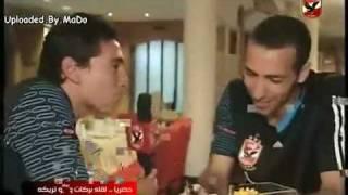 محمد بركات يحاور أبو تريكة ( اللقاء كاملا )