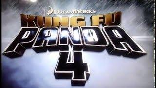 Kung Fu Panda 4 Trailer...Part of Movie last Scenes.. Coming 2018..