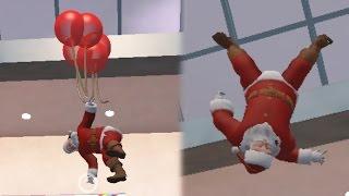 LA MUERTE DE SANTA CLAUS !! - Christmas Shopper Simulator 2 | Fernanfloo
