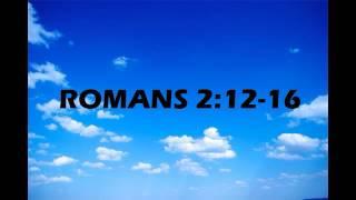 Romans 2:12-16