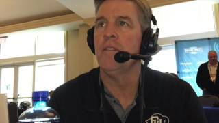 Colorado head coach Mike MacIntyre weighs in on Alabama-Clemson