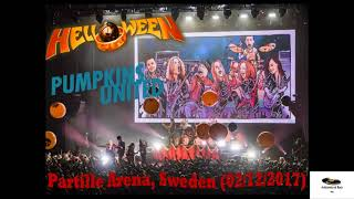 Helloween - Live At Partille Arena 02/12/2017 (Full Show)