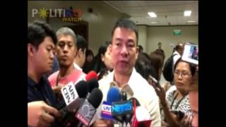 Duterte ayaw nang bumiyahe - Koko