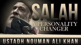 Salah - A Personality Changer ᴴᴰ ┇ #Salah ┇ by Ustadh Nouman Ali Khan ┇ TDR Production ┇