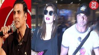 Akshay Calls Tiger,Vidyut,Ranveer Best Action Stars | Bipasha & Others Return From DaBangg Tour