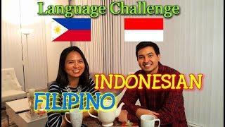 Similarities Between Filipino and Indonesian
