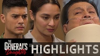 Jessie and Ethan interrogate Tiago regarding his crimes | The General's Daughter