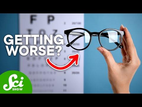 The Nearsightedness Epidemic