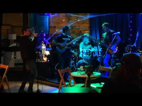 Jam metal style al Mushroom Bar in via San Maurizio a Trieste 14/11/2018