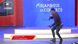 Gabriel Júnior recebe Fito Perigoso