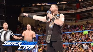 Kevin Owens' Face of America Open Challenge: SmackDown LIVE: April 18, 2017