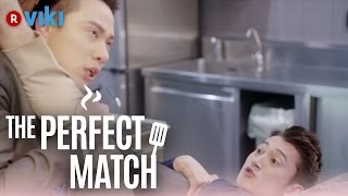 The Perfect Match - EP 6   Chris Wu Can't Admit His Feelings For Ivy Shao [Eng Sub]