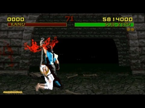 Xxx Mp4 Mortal Kombat 1 Arcade ALL Fatalities 3gp Sex