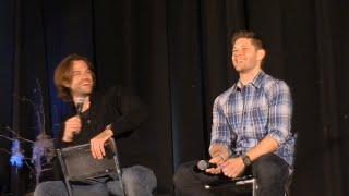 Jared Padalecki and Jensen Ackles NJCon 2015 FULL Panel Supernatural