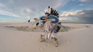 Sky World- By Bear Fox performed by Teio Swathe
