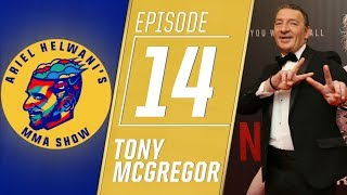 Tony McGregor, father of Conor, gives his prediction for UFC 229 | Ariel Helwani's MMA Show | ESPN