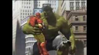 Marvel - Homem-Aranha, Homem de Ferro e Hulk Dublado