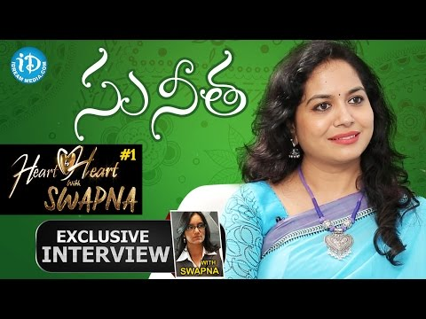 Xxx Mp4 Singer Sunitha Upadrashta Exclusive Interview Heart To Heart With Swapna 1 219 3gp Sex