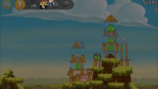 Angry Birds Tutorial All levels