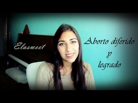 Aborto diferido o retenido y legrado. Mi experiencia