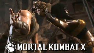 Mortal Kombat X - Tanya X-ray Move TRUE-HD QUALITY