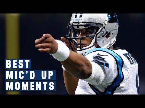 Best of Mic d Up from 2015 NFL Season NFL Films Presents