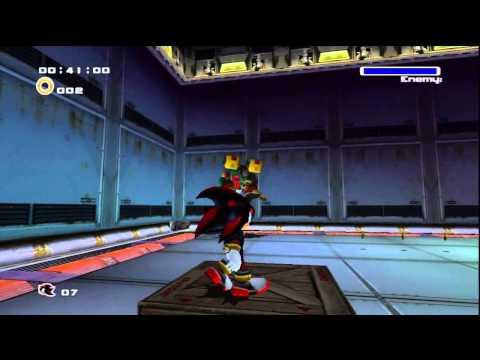 Xxx Mp4 Sonic Adventure 2 Battle Dark Shadow BOSS B 3x Hot Shot 3gp Sex