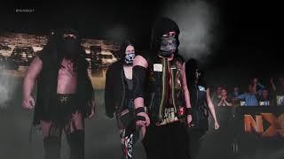 WWE 2K18 SAnitY entrance video