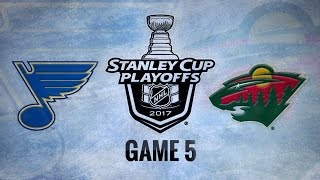 Paajarvi sends Blues to Second Round in 4-3 OT win