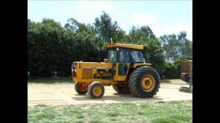 Chamberlain 4080 tractor pulling
