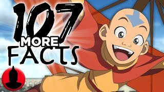 107 MORE Avatar: The Last Airbender Facts YOU Should Know! - Cartoon Facts! (107 Facts S7 E19)