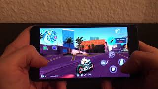 Gangstar Vegas 4 on the Xiaomi Redmi Note 4X