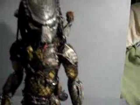 Hot Toys WOLF Predator Part 2 Built & Painted
