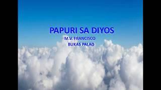 papuri sa diyos with chords and lyrics