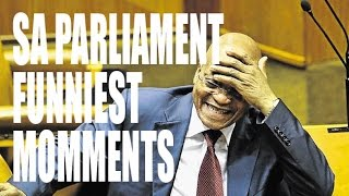 SA PARLIAMENT FUNNY MOMENTS