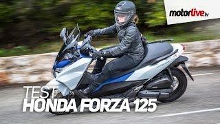 TEST | HONDA FORZA 125