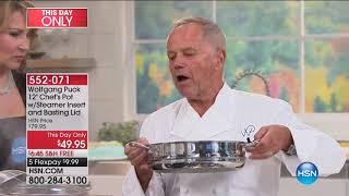 HSN   Chef Wolfgang Puck Anniversary 08.19.2017 - 09 PM